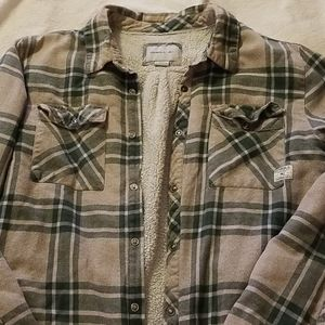 O'Neill Sherpa Lined Flannel Jacket